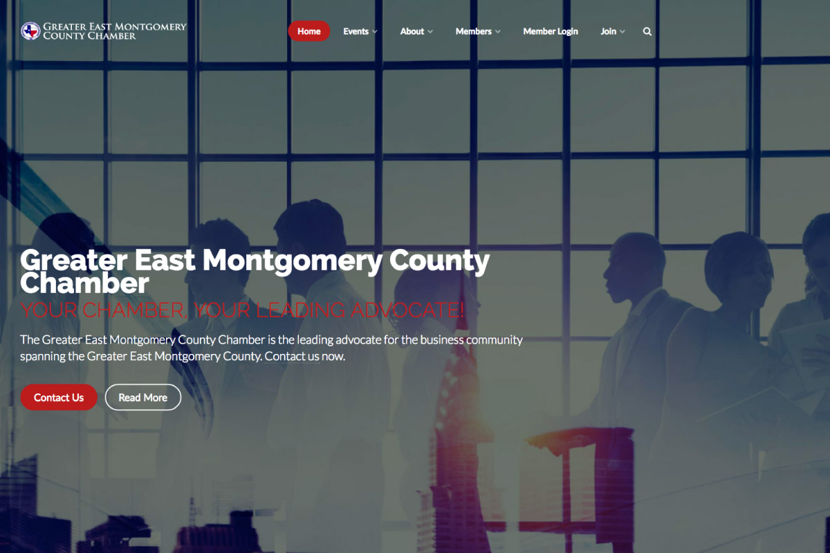 Greater East Montgomery County Chamber of Commerce