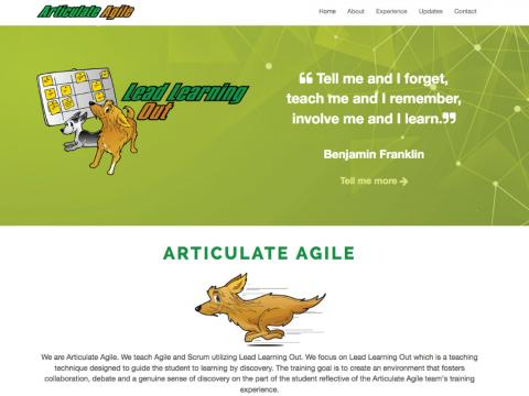 WebPlexx Web Design Services - Articulate Agile